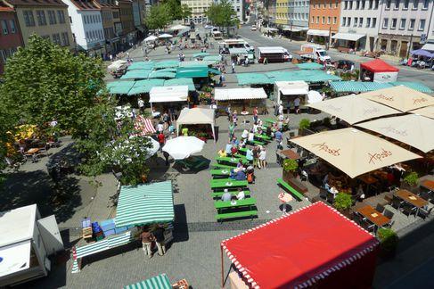 Schweinfurter Bauernmarkt