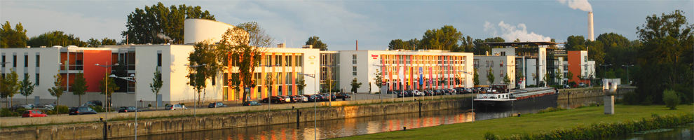 Main River Island Conference and Hotel Center