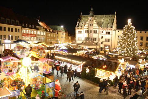 Schweinfurter Weihnachtsmarkt 2017