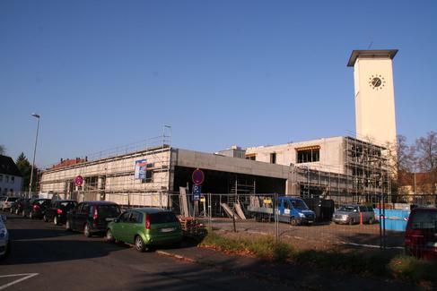 Haushalt 2011 - FH-Neubau