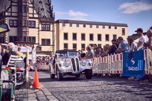 Sachs Franken Classic 2018 - Foto Jürgen Del Fabbro