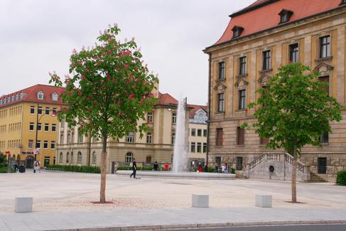 Schillerplatz 2010 - Foto Stefan Pfister