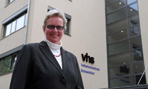 Volkshochschule 2009 - Jutta Cize - Foto Stefan Pfister