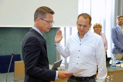 Stadtrat Wechsel 2019 neu Florian Dittert - Foto (c) Stefan Pfister (1)