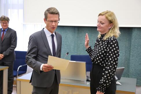 Stadtrat Wechsel 2019 - SPD Dr. End zu M. Eder - Foto (c) Stefan Pfister (7)