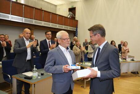 Stadtrat Wechsel 2019 - SPD Dr. End zu M. Eder - Foto (c) Stefan Pfister (1)