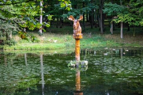 Wildpark EhrenElchBäckerMeisterBrief für Hauptsponsoren - Foto (c) Stefan Pfister (16)