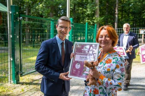 Wildpark EhrenElchBäckerMeisterBrief für Hauptsponsoren - Foto (c) Stefan Pfister (7)