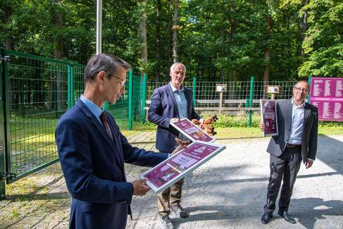 Wildpark EhrenElchBäckerMeisterBrief für Hauptsponsoren - Foto (c) Stefan Pfister (5)