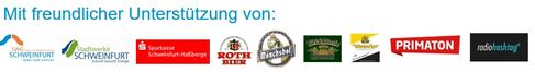 Logos Sponsoren 2019