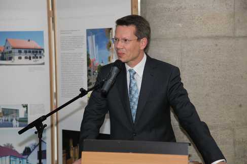 Städtebauförderung 40 Jahre Ausstellungseröffnung 2013 (1)