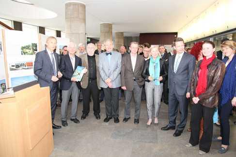 Städtebauförderung 40 Jahre Ausstellungseröffnung 2013 (6)