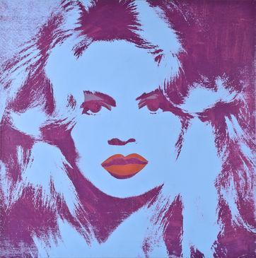 Andy Warhol, Brigitte Bardot, (01), 1974 - FF9C3DA5