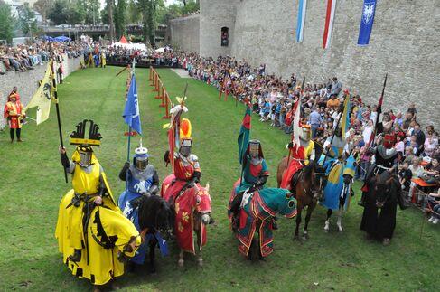 Mittelalterfest Foto Lazlo Ruppert