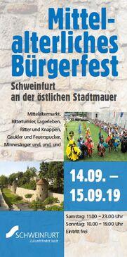 FlyerBuergerfest2019