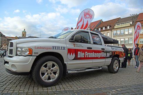 Deutsche Grillmeisterschaften 2014 (4) - Foto (c) Stefane Pfister
