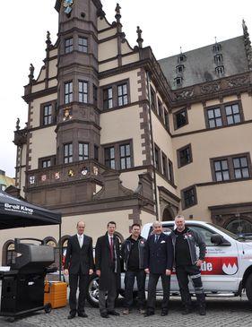 Deutsche Grillmeisterschaften 2014 (9) - Foto (c) Stadt SW