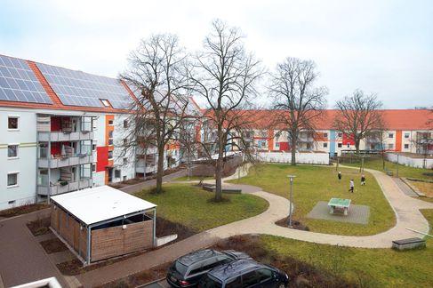 Schweinfurter Wohngeschichten - Merkstraße heute - SWG-30-IMG_3897