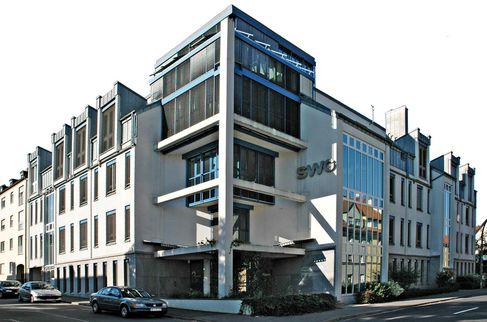 Schweinfurter Wohngeschichten - SWG Gebäude