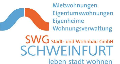 Schweinfurter Wohngeschichten - SWG Logo neu