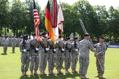 US-Army Verabschiedung 05-2014 (4) - Foto Stefan Pfister