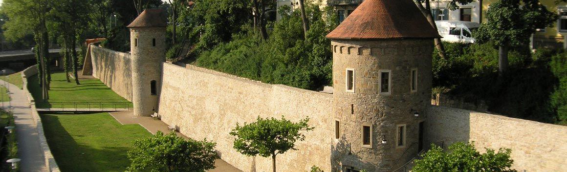 Stadtmauer Unterer Wall