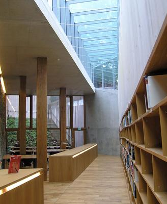 Stadtbücherei Basisgeschoss