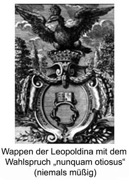Leopoldina Wappen