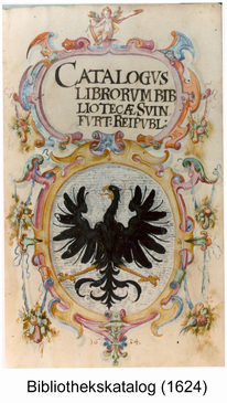 Bibliothekskatalog (1624)