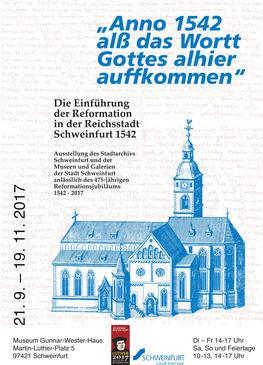 Reformation Plakat