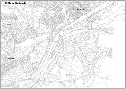 Übersichtsplan_Südlicher Stadtbereich