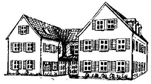 Gunnar Wester Haus Zeichnung