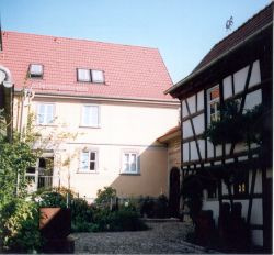 Künstlerhof Oberndorf, dwelling and studio with the Kirchner archives