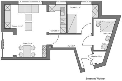 Zimmer Wohnung Schweinfurt