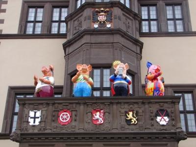 Rathausbalkon