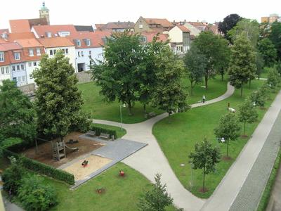 Grünanlagen Am Oberen Wall u. Weißer Turm