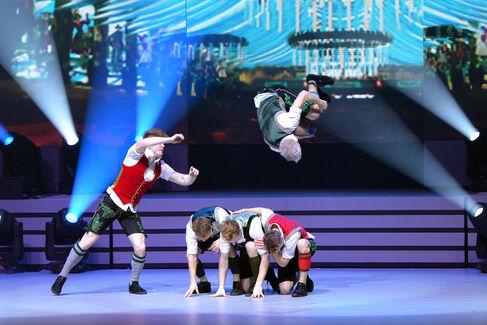 DDC Breakdance in Lederhosen