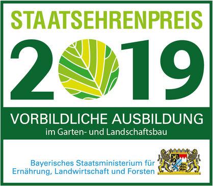 Staatsehrenpreis Logo