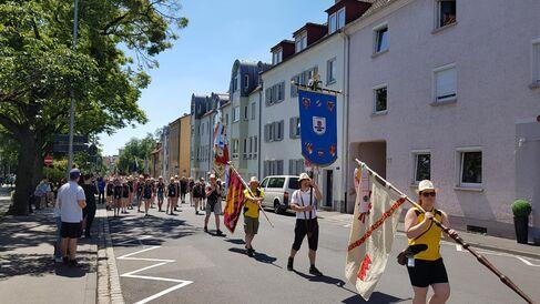 Festzug Turnfest