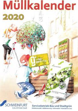 Titelbild Müllkalender
