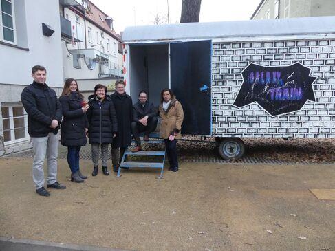 Bild_Ein Bauwagen für die Jugend