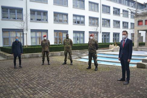 Bundeswehr Amtshilfe GA