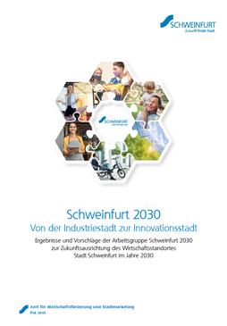 Schweinfurt 2030 Titelbild