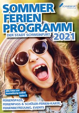 Titelbild Ferienprogramm 2021