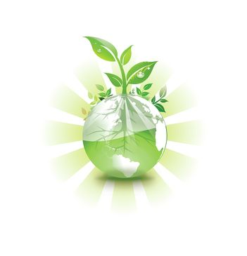 logo veggie rund