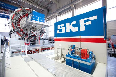 SKF Grosslager Prüfzentrum Eröffnung 2017 - Foto Stefan Pfister (13)