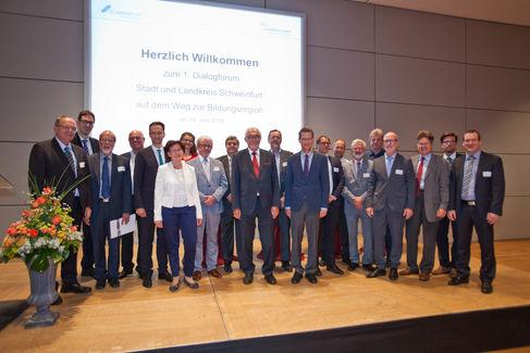 Bildungsregion in Bayern 1. Dialogforum - Foto (c) Stefan Pfister (4)