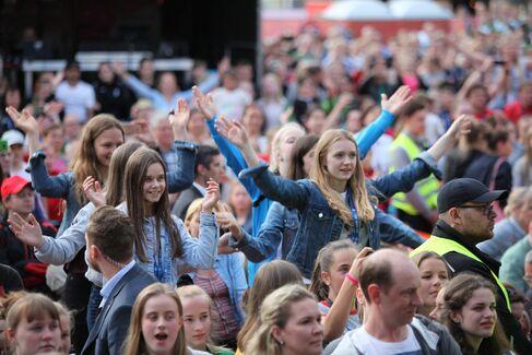 Landesturnfest Eröffnung - Fotos (c) Stefan Pfister (139)