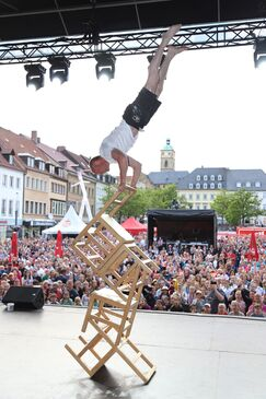 Landesturnfest Eröffnung - Fotos (c) Stefan Pfister (128)