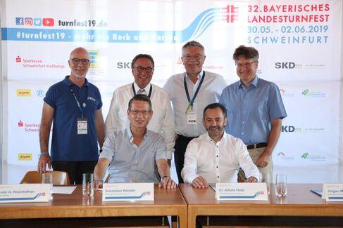 Landesturnfest 4. Tag Abschlusspressekonferenz (4)